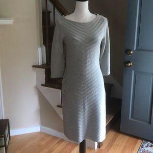 Lauren Ralph Lauren Grey Sweater Deess
